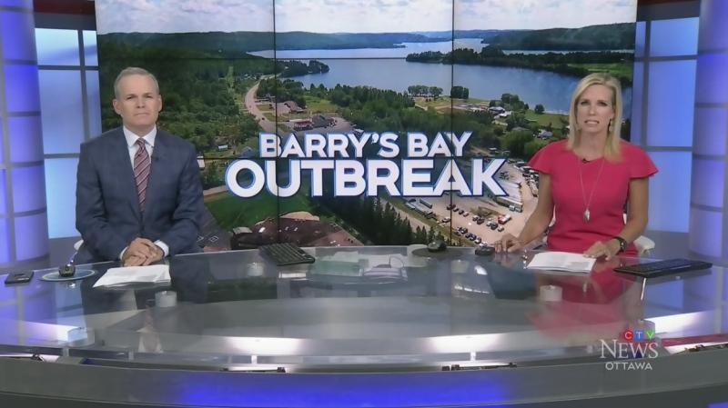 CTV News Ottawa at Six for July 23, 2021