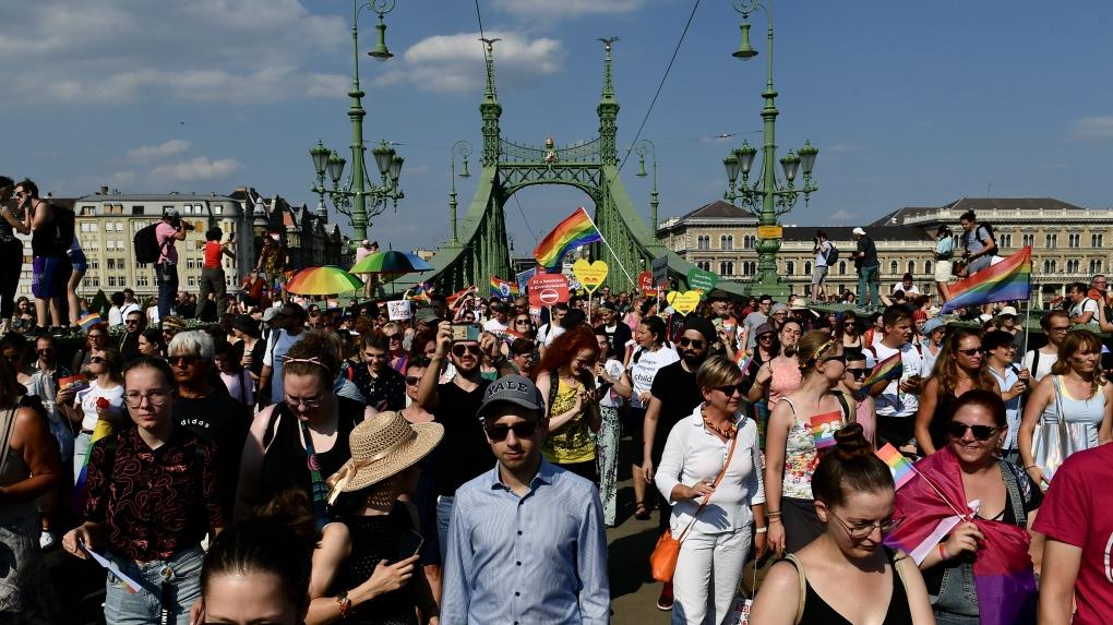 Hungary Pride