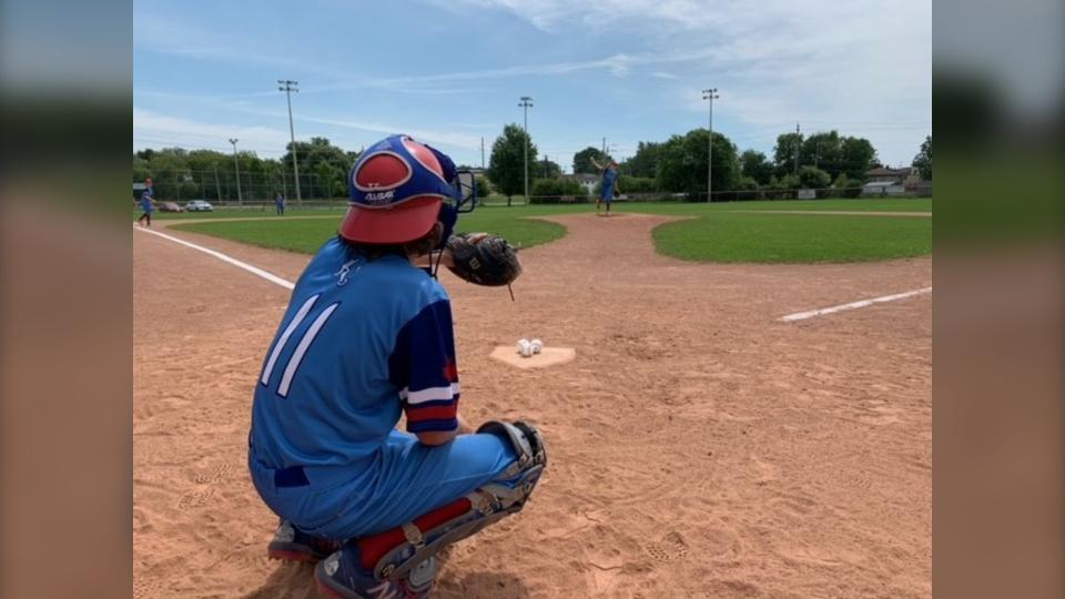 Kingston baseball
