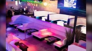The interior of Gotham nightclub is seen in this photo from the venue's Facebook page.