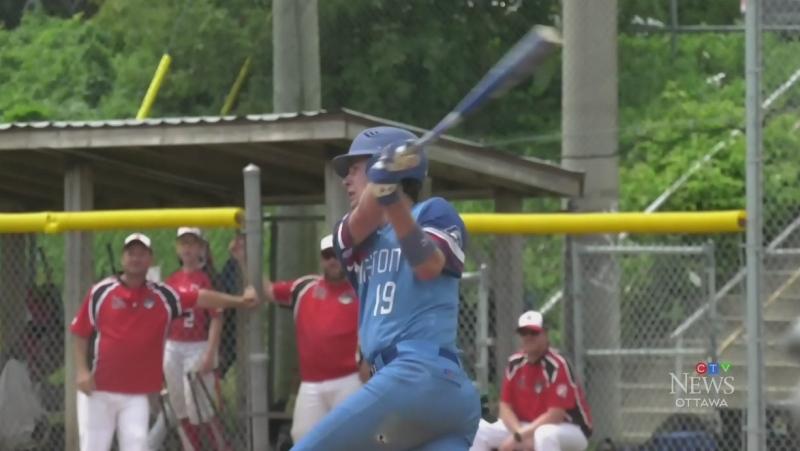 Baseball returns to Kingston