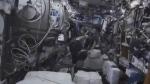 VR exhibit brings viewers to space