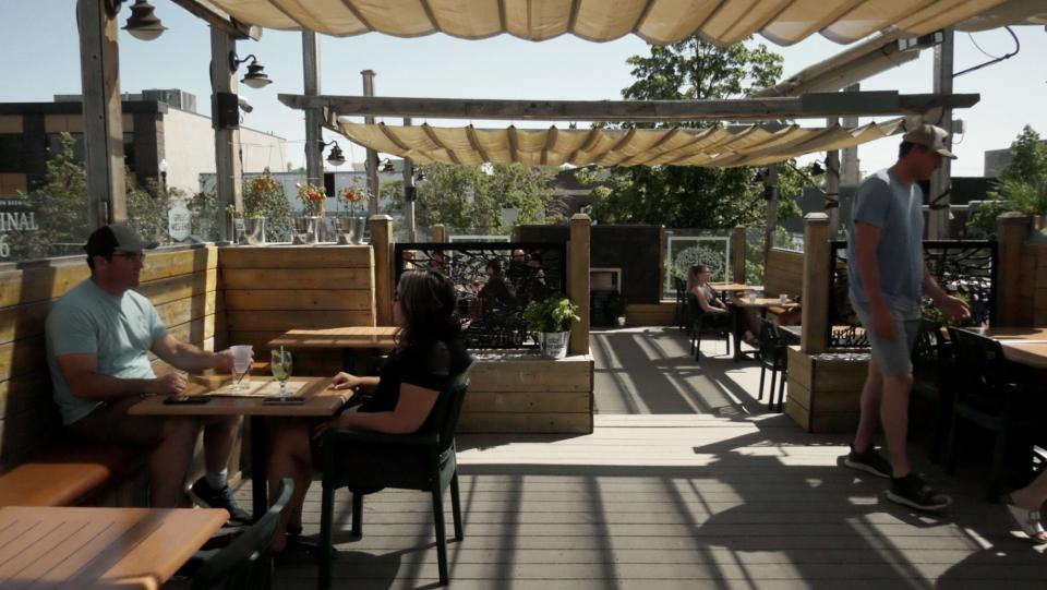The Yard and Flagon Pub