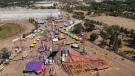 Edmonton Summer Fun Midway