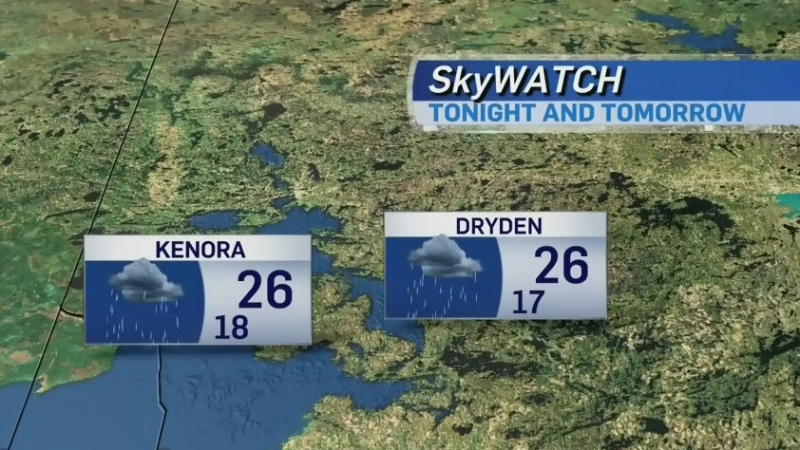 Skywatch weather at 6 – July 24