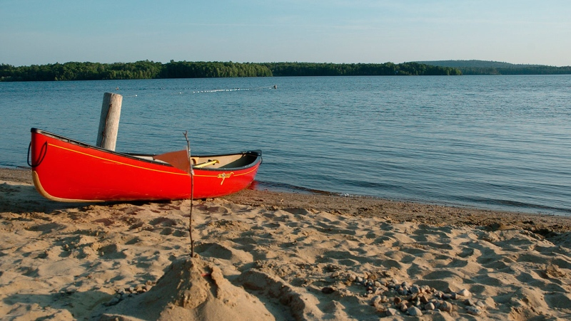Lac Jean-Pere in the Verendrye wildlife reserve - FILE PHOTO. SOURCE: SEPAQ