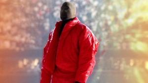 Kanye West unveils new album at massive event