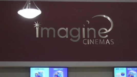 At the Imagine Cinemas' Downtown Movie Lounge in Sudbury, the staff says they've missed the clientele and have been working hard to make a few changes. July 24/21 (Ian Campbell/CTV News Northern Ontario)