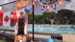 Thames Pool in London, Ont. where Maggie Mac Neil got her start swimming