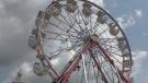 ferris wheel at St. Thomas carnival (Jordyn Read/ CTV News)