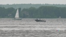 Presumed drowning on the Gatineau River