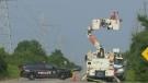 Chopper pilot seriously hurt after Brantford crash