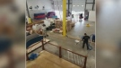 Gymnastic club hit with two floods in past year