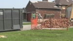 Toronto community cleanup continues
