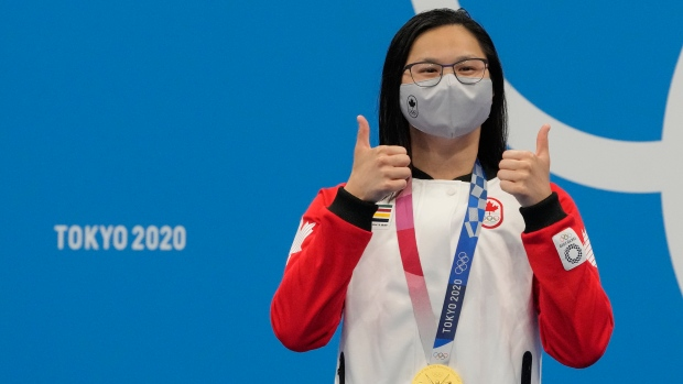 Canada's women lead charge to Olympic podium in Tokyo, as they did in Rio