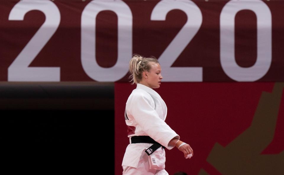 Canada's Jessica Klimkait