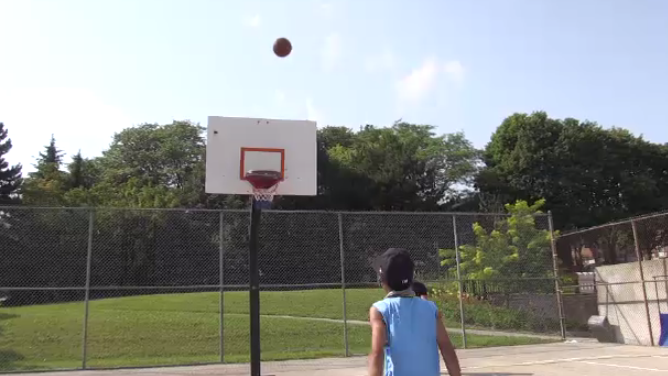 Hot Shot Basketball Challenge