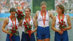 olympics silver medal
