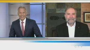 CTV Morning Live Mulcair July 26