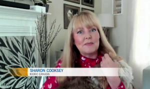 Sharon Cooksey shares some tips for keeping your pets safe in the event of a fire.