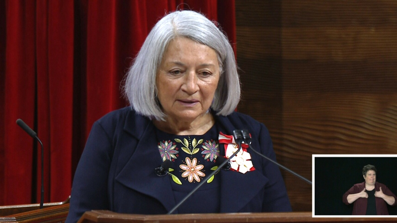 LIVE NOW: Special coverage as new Governor General