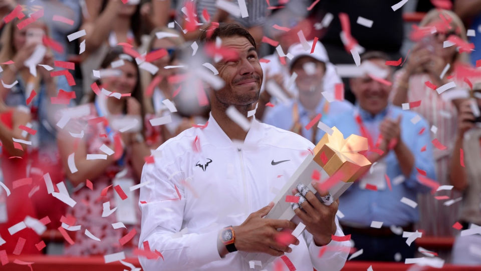 The formerly named Rogers Cup is returning
