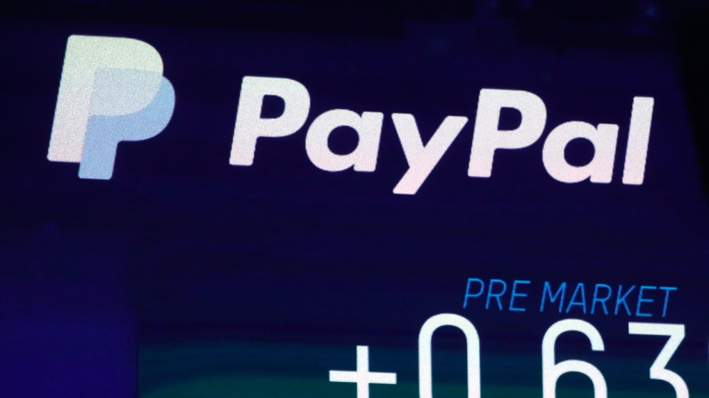 PAYPAL plans to 'DISRUPT' finances of those they label 'white supremacists'