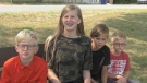 The Leverick family is opting to stick with online learning heading into the school year.