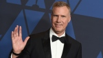 FILE - Will Ferrell will be among those performing in this year's online Just for Laughs festival. (Photo by Jordan Strauss/Invision/AP, File)