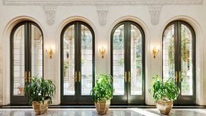A photo from a real estate listing shows the interior of the Belmont Estate in Vancouver. (Sotheby's International Real Estate)
