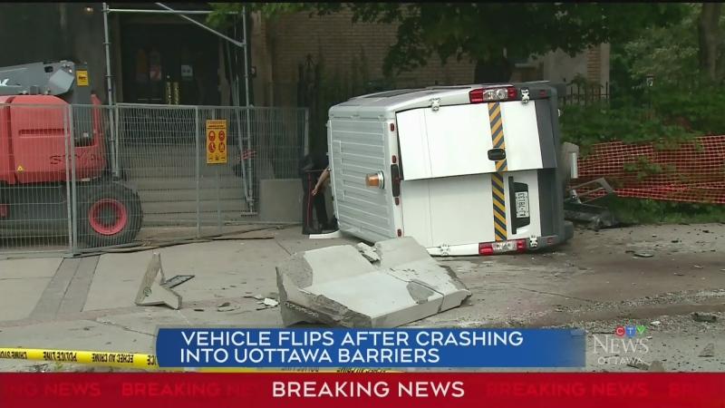 UOttawa Crash