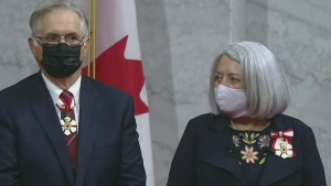 Quebecers watch as Mary Simon fills historic role
