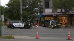 124 Street accident