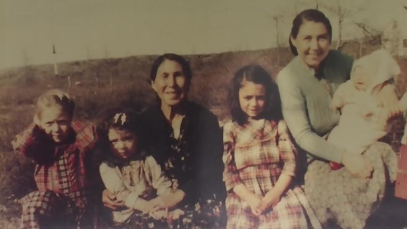 Mary simon family