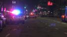 Fatal stabbing on Metcalfe Street