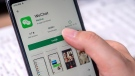 WeChat is suspending all new user registrations until early August, the popular social messaging app announced on July 27. (JYPIX/Alamy Stock Photo)