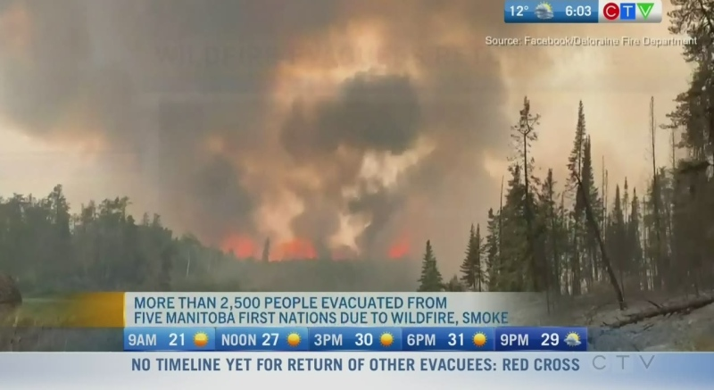 Some evacuees return, back to school: Morning Live