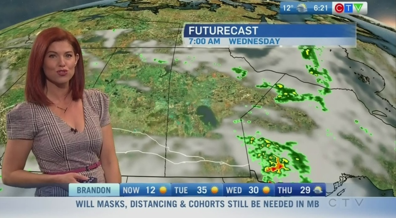 CTV Morning Live Weather Update for July 27