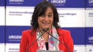 Minister Anita Anand