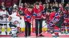 Prime Minister Justin Trudeau has been a Habs fan all his life, and he was 'disappointed' when watching the team draft Logan Mailloux after the defenceman asked not to be drafted after being charged with sharing explicit pictures of a consensual sexual act without the woman's permission. THE CANADIAN PRESS/Paul Chiasson