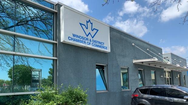 Windsor & District Chamber of Commerce (Chris Campbell, CTV Windsor)