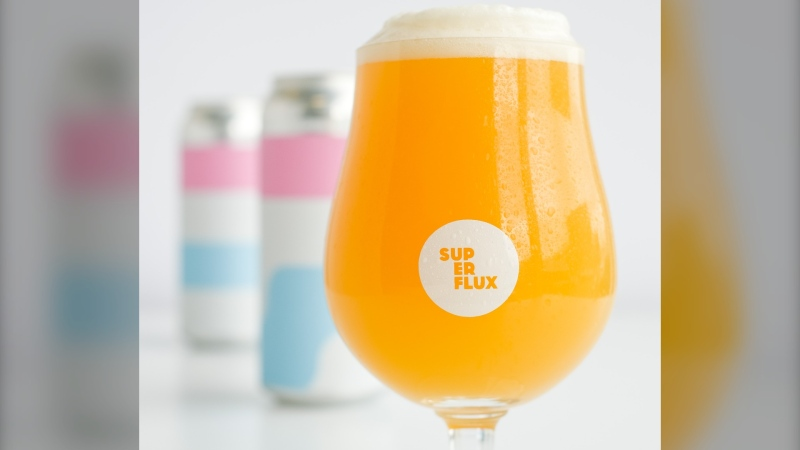 The full-service restaurant is slated to open at 804 Broughton St., across from the Royal Theatre. (Superflux Beer Company)