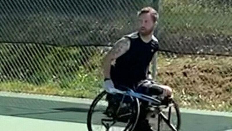 North Bay man aims to win a medal at Paralympics