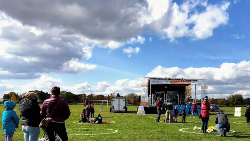 Bradford welcomes back live concerts