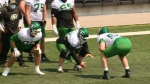 Riders search for key position
