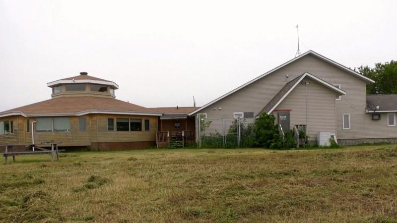 Manitoba residential school