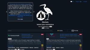 Marketo selling data from breach