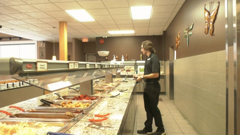 Restaurants return to normal
