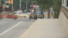 A man has died after suffering traumatic injuries in Regent Park early this morning.
