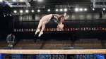 Canadian gymnast Ellie Black competes in the balance beam during the Tokyo 2020 Olympic Games on July 25, 2021. THE CANADIAN PRESS/HO, COC, Leah Hennel